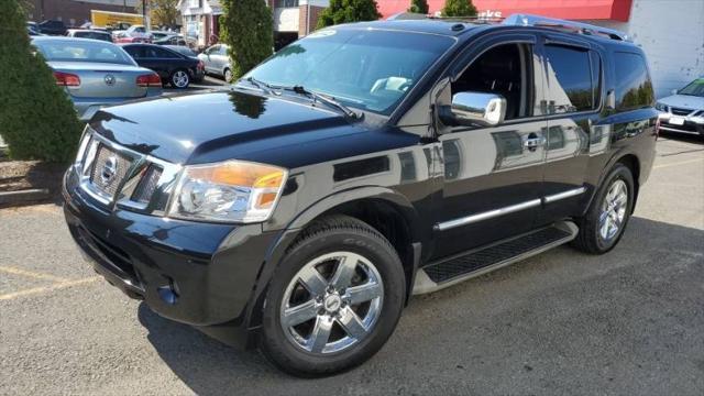 2012 Nissan Armada Platinum for sale in Falls Church, VA