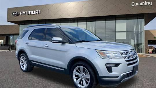 2019 Ford Explorer Limited for sale in Cumming, GA