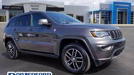 2018 Jeep Grand Cherokee Trailhawk for sale in Cleveland, TN