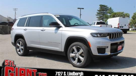 2021 Jeep Grand Cherokee Limited for sale in St. Louis, MO
