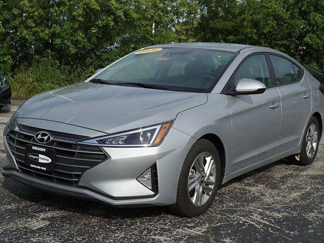 2020 Hyundai Elantra SEL for sale in Highland Park, IL