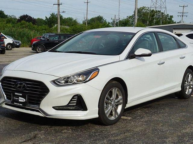 2018 Hyundai Sonata SEL for sale in Highland Park, IL