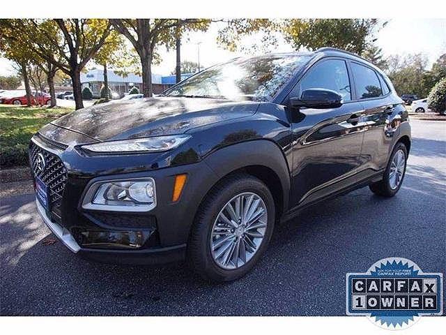 2018 Hyundai Kona SEL for sale in Williamsburg, VA