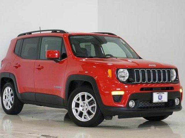 2020 Jeep Renegade Latitude for sale in Lansing, IL