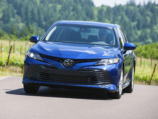 2019 Toyota Camry LE for sale in Matteson, IL