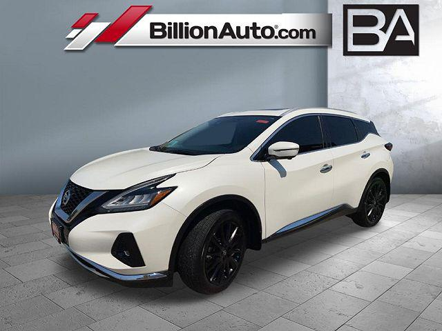 2020 Nissan Murano Platinum for sale in Rapid City, SD