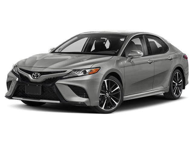 2019 Toyota Camry XSE V6 for sale in Doral, FL