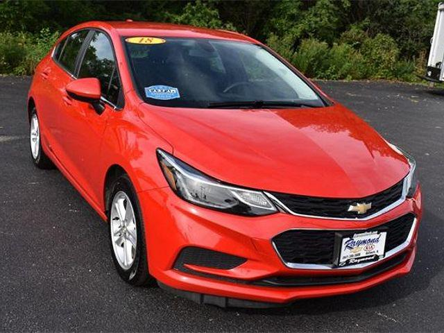 2018 Chevrolet Cruze LT for sale in Antioch, IL