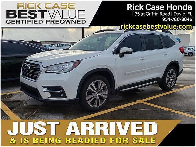 2020 Subaru Ascent Limited for sale in Davie, FL