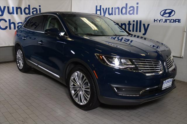 2018 Lincoln MKX Reserve for sale in Chantilly, VA