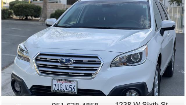 2017 Subaru Outback Premium for sale in Corona, CA