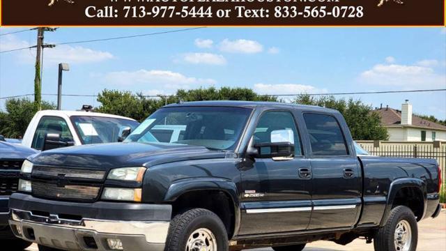 2004 Chevrolet Silverado 2500HD LS for sale in Richmond, TX