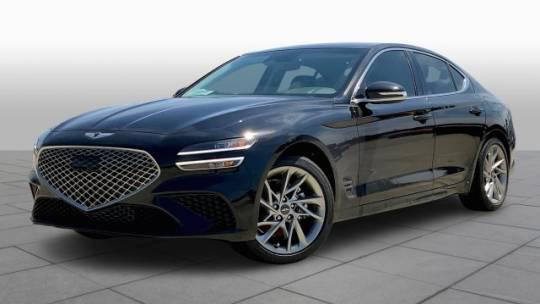 2022 Genesis G70 2.0T for sale in Houston, TX