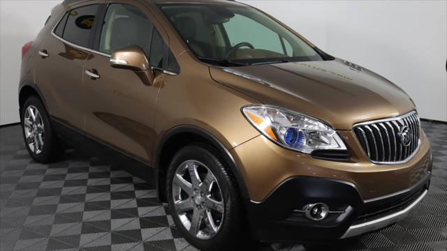 2016 Buick Encore Leather for sale in Madison Heights, MI