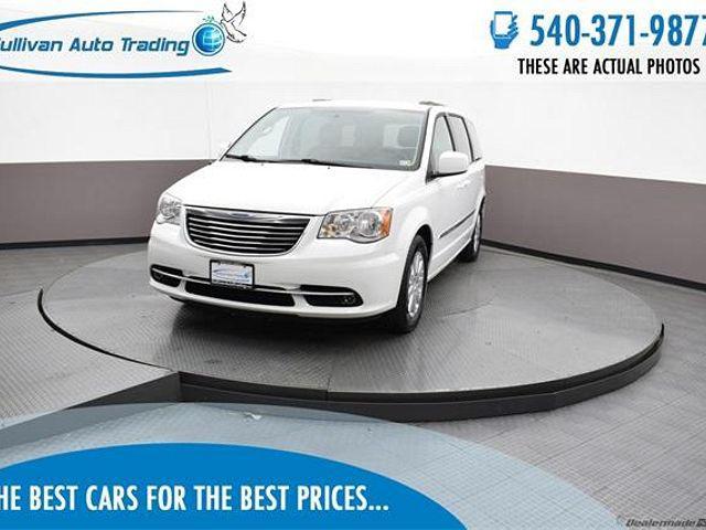 2014 Chrysler Town & Country Touring for sale in Fredericksburg, VA