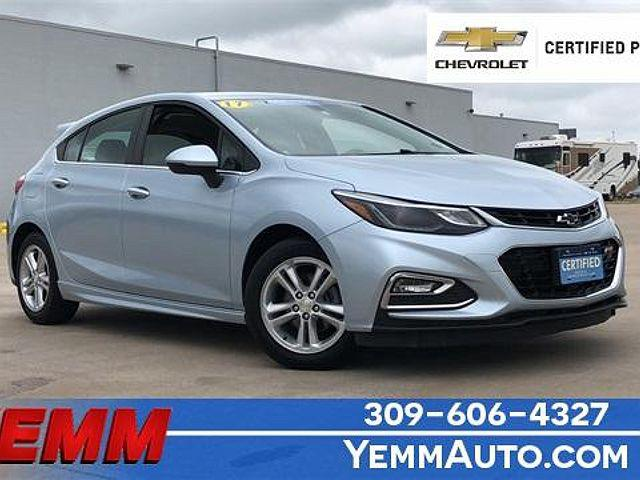 2017 Chevrolet Cruze LT for sale in Galesburg, IL