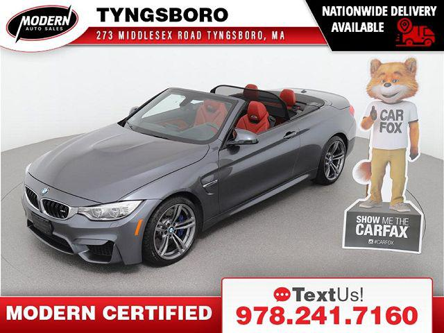 2016 BMW M4 2dr Conv for sale in Tyngsborough, MA