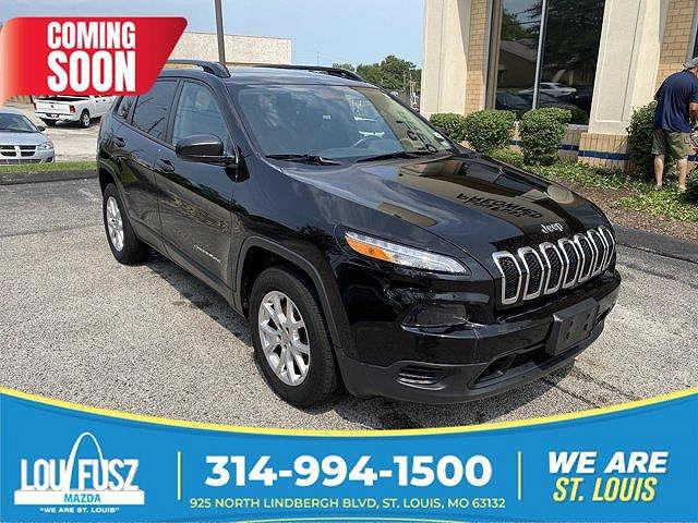 2017 Jeep Cherokee Sport for sale in Creve Coeur, MO
