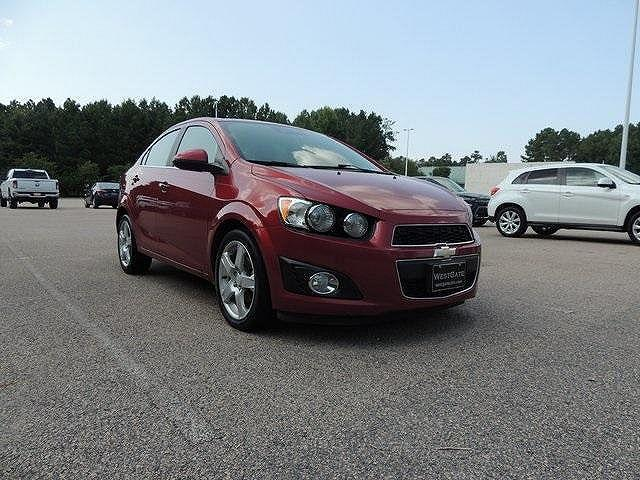2014 Chevrolet Sonic LTZ for sale in Wake Forest, NC