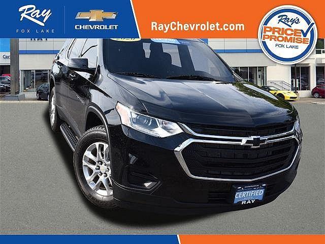 2020 Chevrolet Traverse LS for sale in Fox Lake, IL