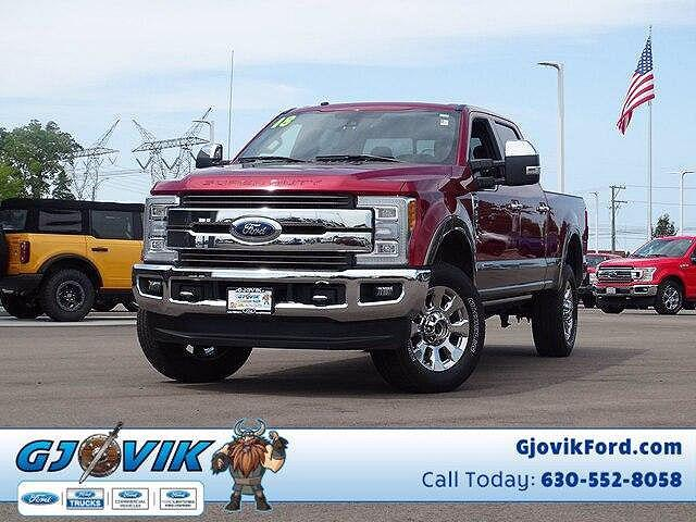 2018 Ford F-350 King Ranch for sale in Plano, IL
