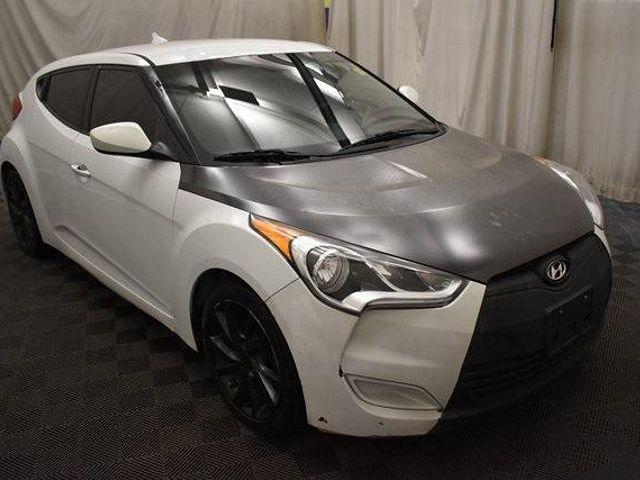 2016 Hyundai Veloster 3dr Cpe Auto for sale in Bedford, OH