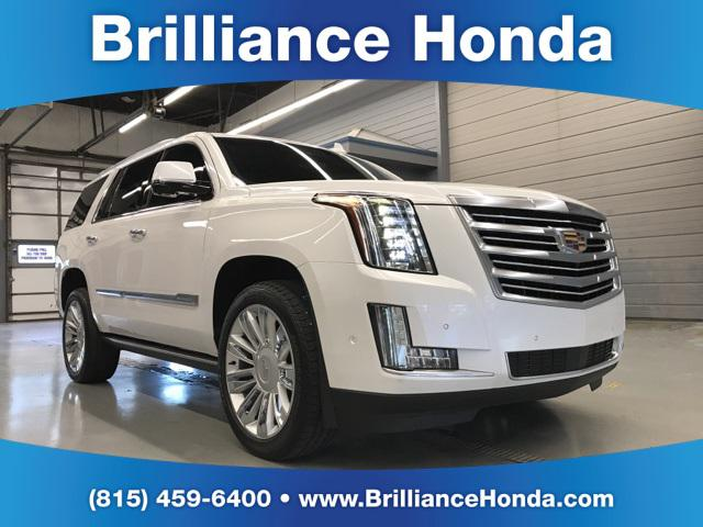2017 Cadillac Escalade Platinum for sale in Crystal Lake, IL