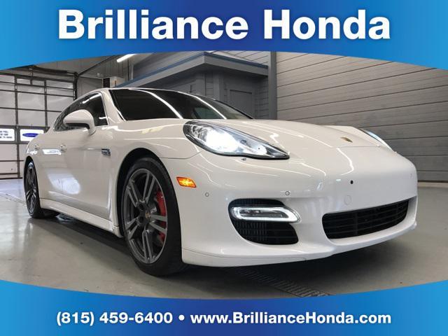 2012 Porsche Panamera Turbo for sale in Crystal Lake, IL