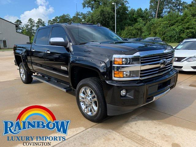 2015 Chevrolet Silverado 2500HD Built After Aug 14 High Country for sale in Covington, LA