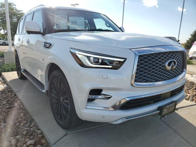 2019 INFINITI QX80 LIMITED for sale in Dacono, CO