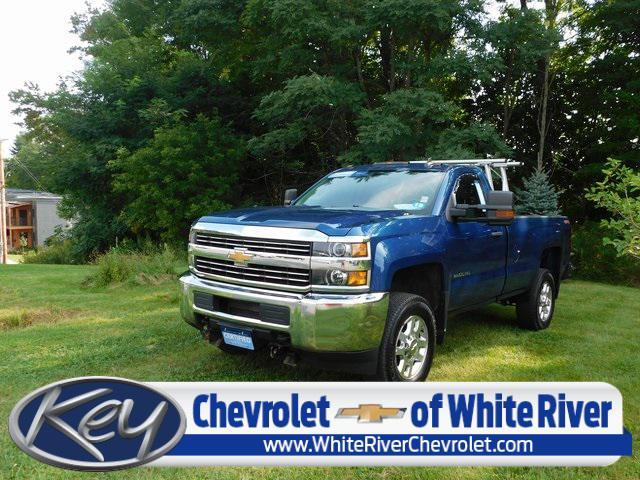 2016 Chevrolet Silverado 2500HD Work Truck for sale in White River Junction, VT