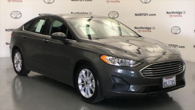 2020 Ford Fusion SE for sale in Northridge, CA