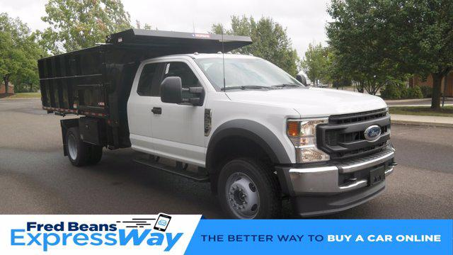 2021 Ford F-550 XL for sale in Langhorne, PA