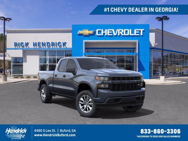 2021 Chevrolet Silverado 1500 Custom for sale in Buford, GA
