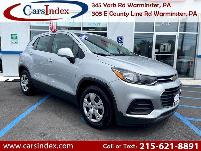 2018 Chevrolet Trax LS for sale in Warminster, PA
