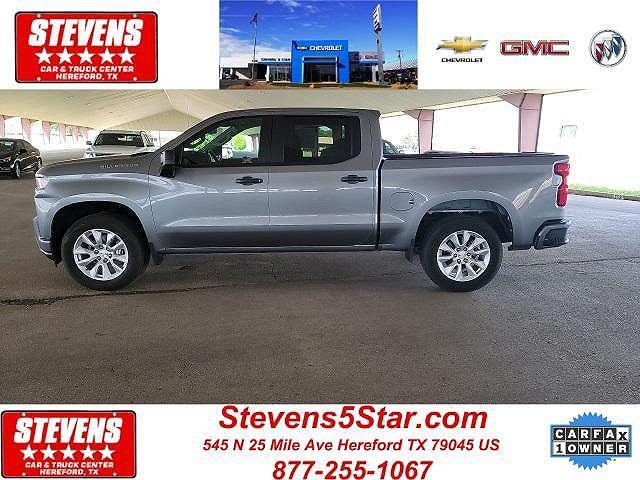 2020 Chevrolet Silverado 1500 Custom for sale in Hereford, TX