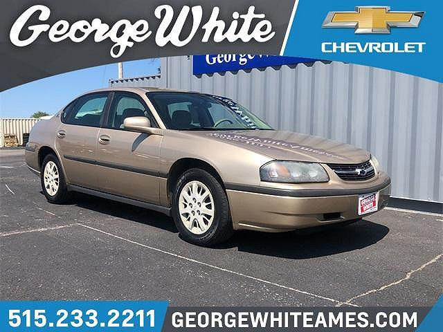 2004 Chevrolet Impala 4dr Sdn for sale in Ames, IA