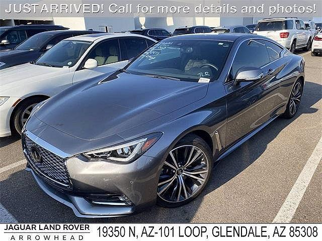 2021 INFINITI Q60 3.0t LUXE for sale in Glendale, AZ