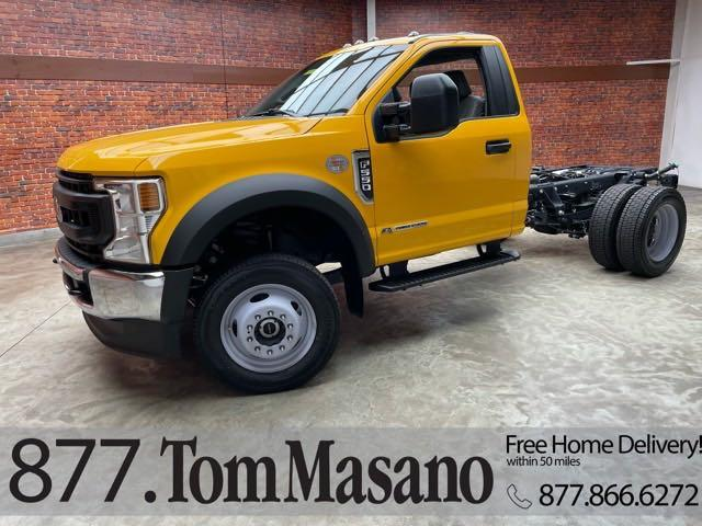 2021 Ford F-550 XL for sale in Reading, PA
