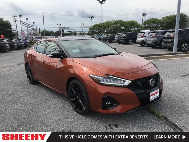 2021 Nissan Maxima SR for sale in Glen Burnie, MD
