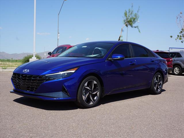 2022 Hyundai Elantra Limited for sale in Surprise, AZ
