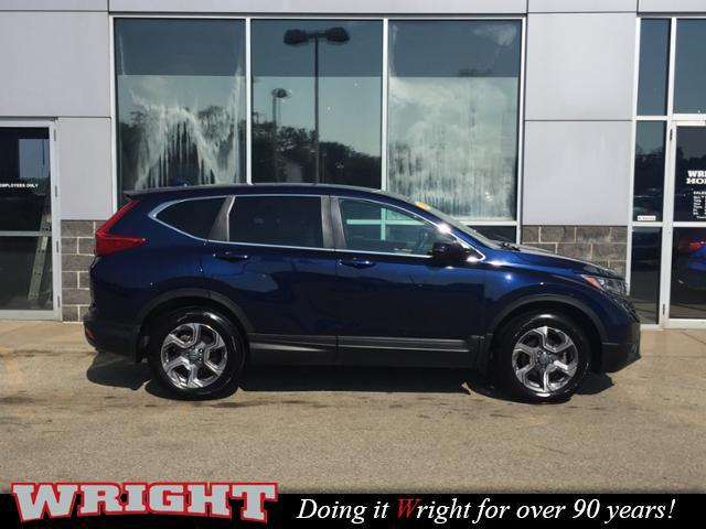 2019 Honda CR-V EX for sale in Uniontown, PA