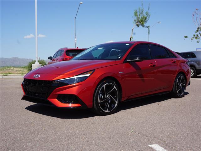 2022 Hyundai Elantra N Line for sale in Surprise, AZ