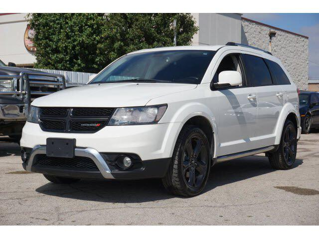 2018 Dodge Journey Crossroad for sale in Fort Worth, TX
