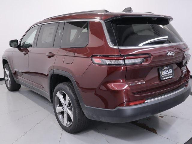 2021 Jeep Grand Cherokee Limited for sale in Manassas, VA