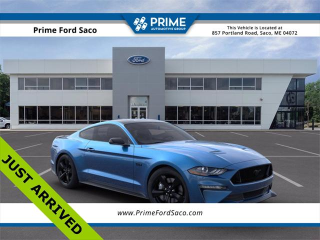 2021 Ford Mustang GT Premium for sale in Saco, ME