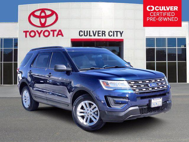 2016 Ford Explorer Base for sale in Culver City, CA
