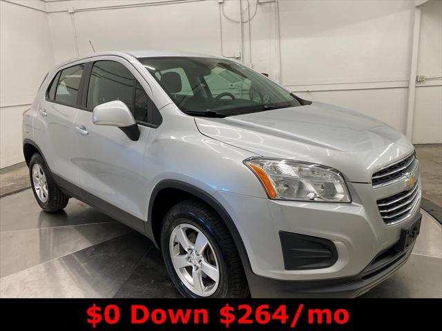 2016 Chevrolet Trax LS for sale in WEBSTER , NY