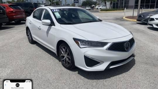 2020 Acura ILX w/Premium Pkg for sale in Tampa, FL