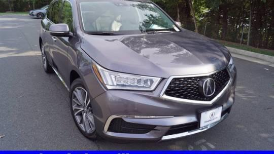 2018 Acura MDX w/Technology Pkg for sale in Chantilly, VA